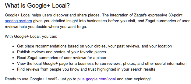 Google+local-text-image
